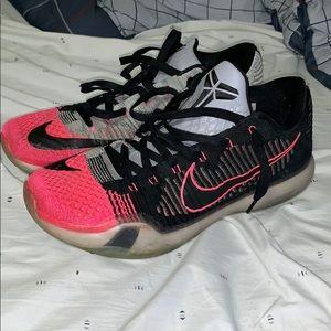 90ae9365463d Nike. Nike Kobe x elite flyknit mambacurial size 12